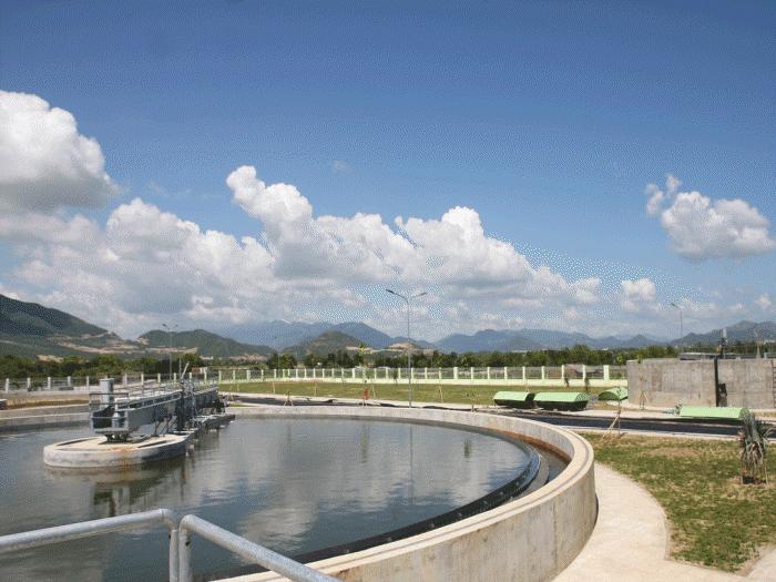 Các công trình xử lý nước thải