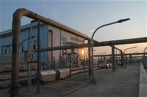 Trạm bơm thu gom cho nhà máy xử lý nước thải thành phố Huế
